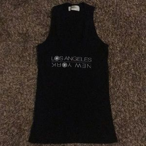 Soulcycle Tank top